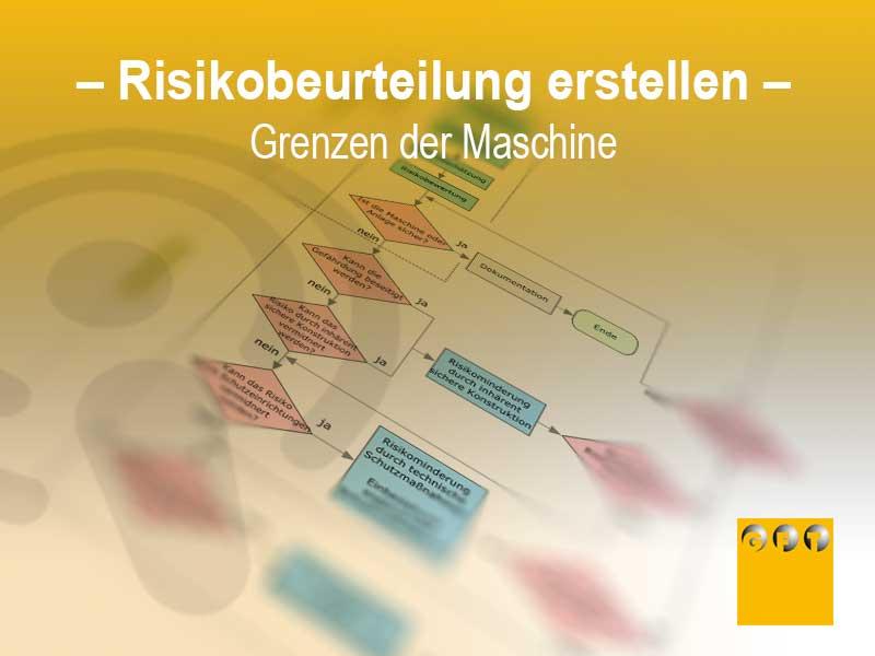 Risikobeurteilung Erstellen - Grenzen Der Maschine