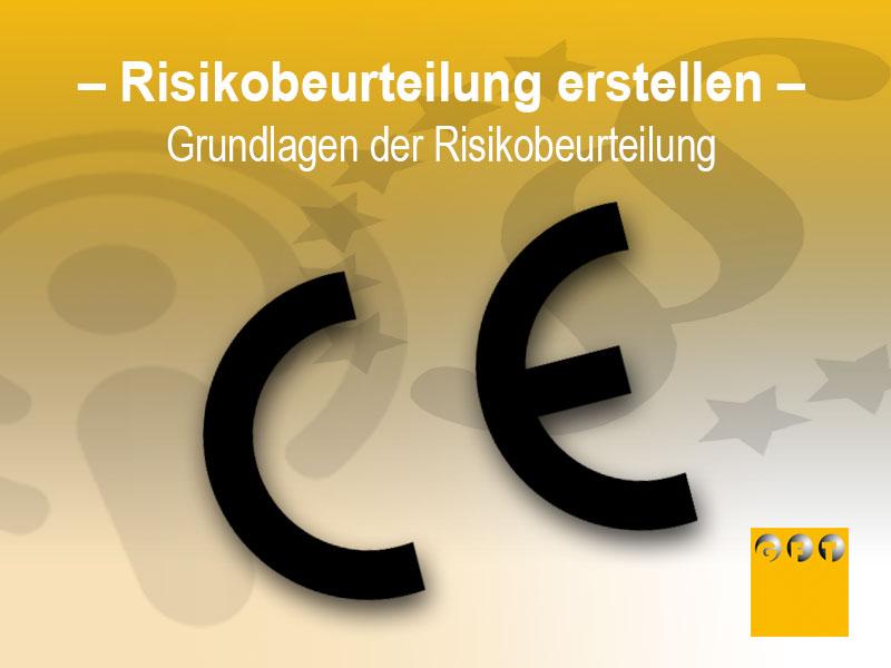 RB #001 Grundlagen Der Risikobeurteilung