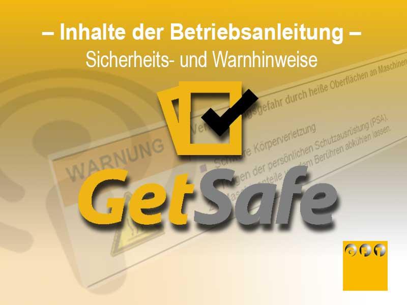Sicherheits- Und Warnhinweise
