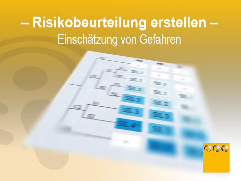 Risikobeurteilung - Einschätzung Von Gefahren