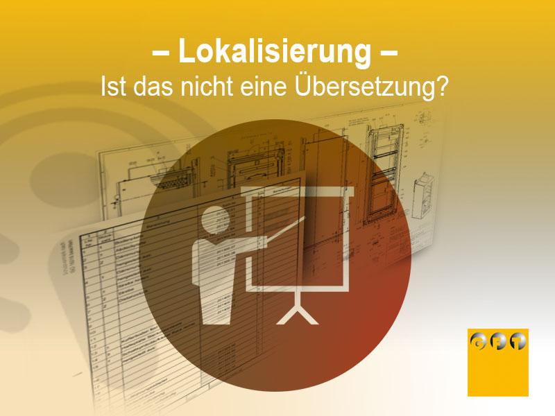 Extra #003 Lokalisierung – Ist Das Nicht Eine Übersetzung?