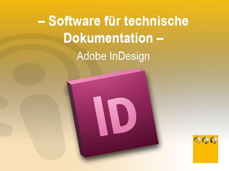 Technische Dokumente Erstellen Mit Adobe InDesign