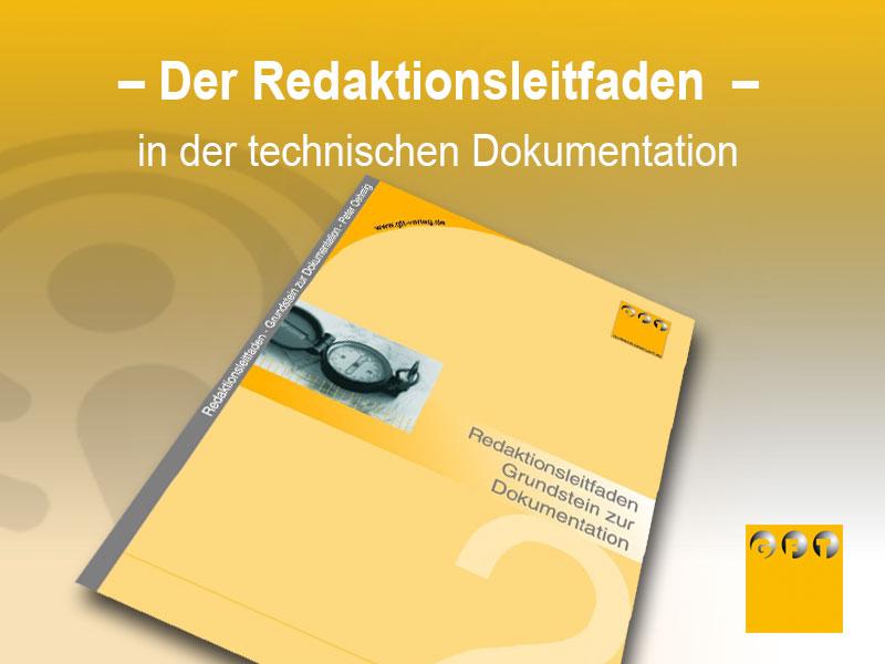 Redaktionsleitfaden In Der Technischen Dokumentation
