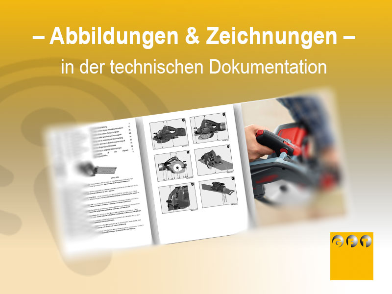 Technische Dokumentation Abbildungen Und Zeichnungen