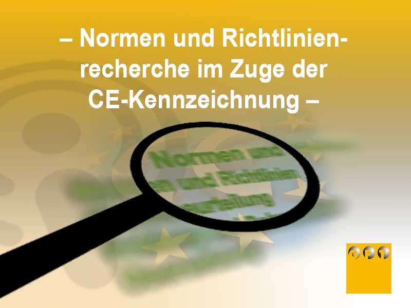Normen-und-richtlinienrecherche-ce-kennzeichnung