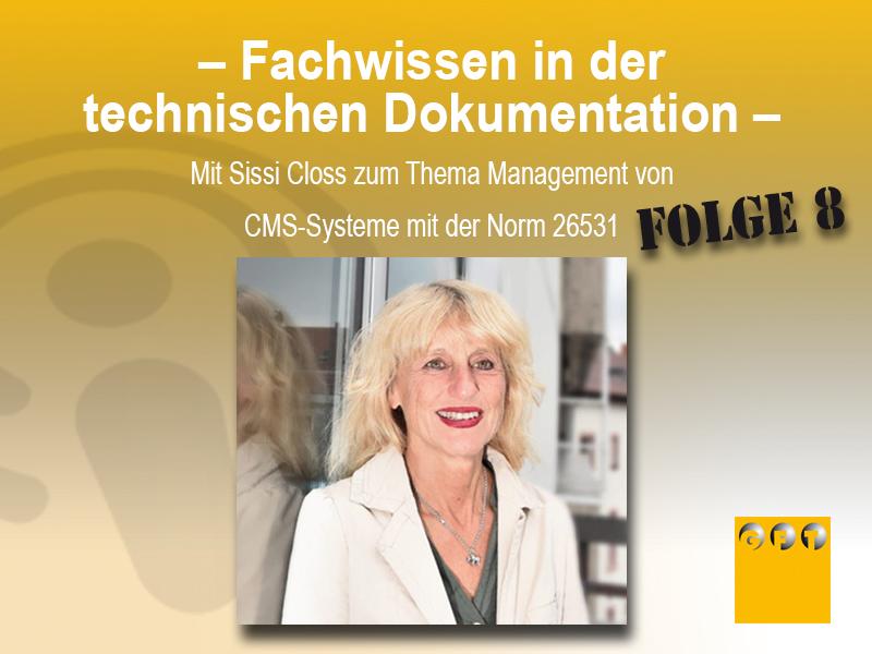 FW #008 Norm ISO/IEC/IEEE 26531: Management Von CMS-Systeme