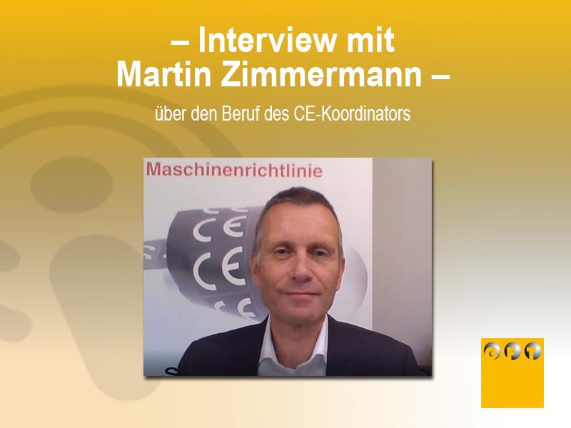 CE #010 Interview Mit Martin Zimmermann über Den Beruf Des CE-Koordinator