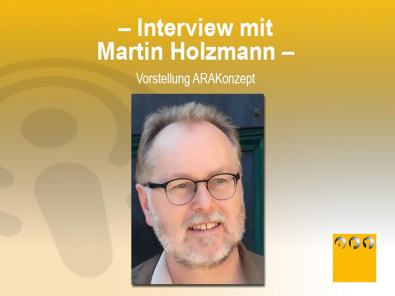 Extra #019 Vorstellung Von ARAKonzept Mit Martin Holzmann